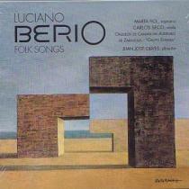 LUCIANO BERIO - Folk Songs