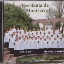 Escolania de Montserrat, Direcció:Ireneu Segarra