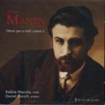 Obras para violín y piano, vol. 1