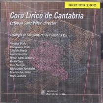 Antología de compositores de Cantabria vol. VIII