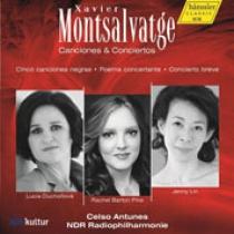 Montsalvatge. Cançons & Concerts