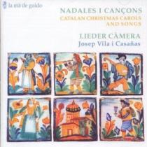Lieder Càmera. Nadales i cançons