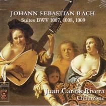 Suites BWV 1007, 1008, 1009