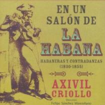 En un salón de la Habana