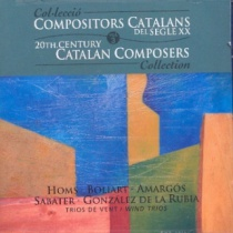 20th Century Catalan Composers, vol. 3