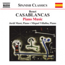 Casablancas: música para piano