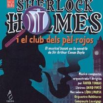 Sherlock Holmes i el club dels pèl-rojos