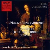 Días de Gloria y muerte. José de Torres