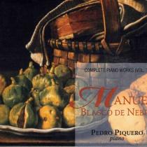 Blasco de Nebra - Complete Piano works vol.1