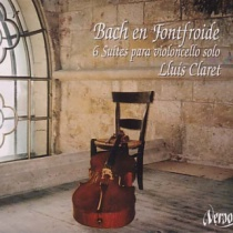 Bach in Fontfroide - 6 Suites for violoncello