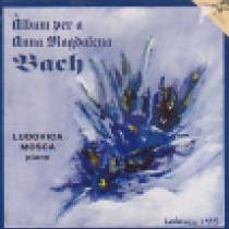 Album for Anna Magdalena Bach