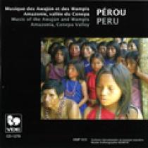 Pérou-Musique des Awajun et des Wampis-Amazonie, vallé du Cenepa