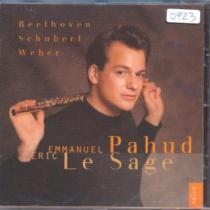 Beethoven/Schubert/Weber