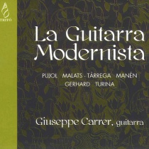 La Guitarra Modernista