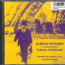 Albéniz en París y su entorno de la Schola Cantorum