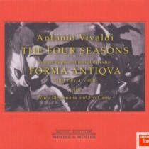 Antonio Vivaldi (+Bleckmann y Caine)