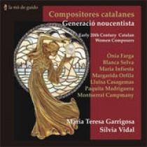 Compositores catalanes. Generació Noucentista