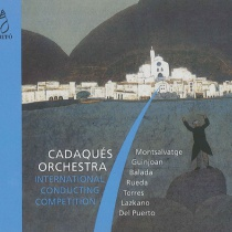 Cadaques Orchestra. International Conducting Competition