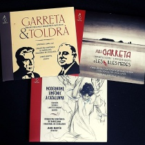 OFFER: Pack 3 Garreta CD