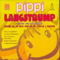 Pippi Langstrump, cuento con canciones