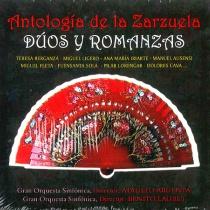 Antología de la Zarzuela: Dúos y romanzas