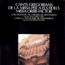 Cants Gregorians de la Missa per a els fidels
