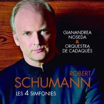 Schumann: Sinfonías 1, 2, 3 y 4