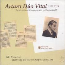 Antología de los compositores de Cantabria IV