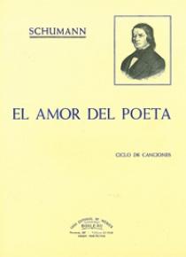 Canciones, Vol.V, El amor del poeta, de Robert Schumann