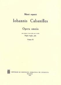 Opera Omnia vol. III