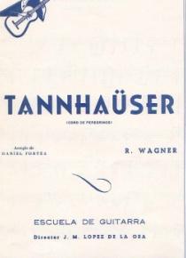 Tannhaüser (coro de peregrinos)