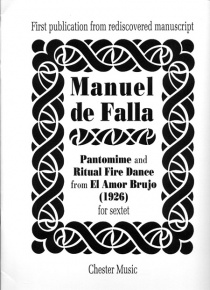 Pantomime and Rituel Fire dance from El amor Brujo (1926)