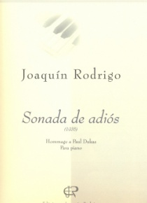 Sonada de adiós (Hommage à Paul Dukas)