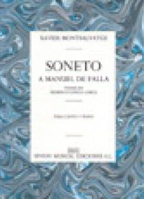Soneto a Manuel de Falla