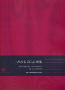 Tercer ejercicio de concierto de T.G. Coronel