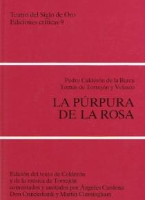 La púrpura de la rosa