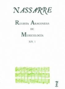Nassarre. Revista Aragonesa de Musicología, XIV, 1