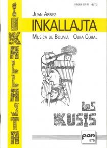 Inkallajta. Música from Bolivia