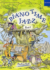 Piano time jazz, vol. 1