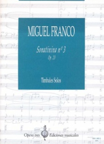Sonatinina nº 3 op. 23