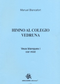 Himno al Colegio Vedruna