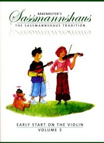Egon Sassmannshaus vol. 3  (violin)