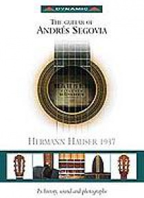 The Guitar of Andrés Segovia (Libro-CD)