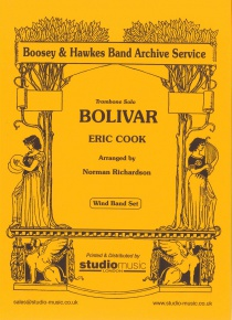 Bolivar. Trombone solo (part. i parts)