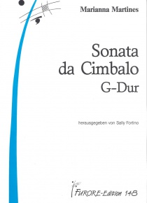 Sonata da Cimbalo G-dur