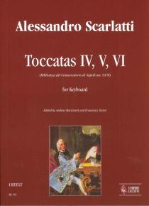 Tocata IV, V, VI