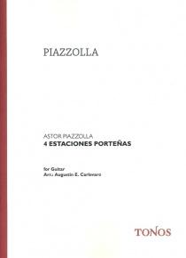 Las cuatro estaciones de Piazzolla