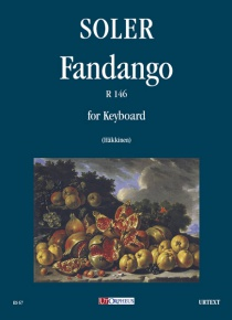 Fandango for hapsichord