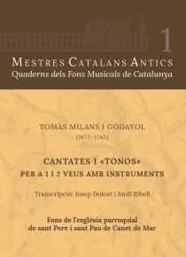 Mestres Catalans Antics, vol.I