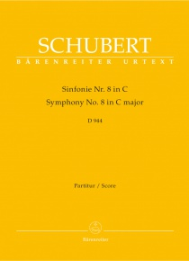 Symphony no. 8 C major D 944